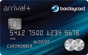 Barclaycard® World Elite Arrival Plus Mastercard