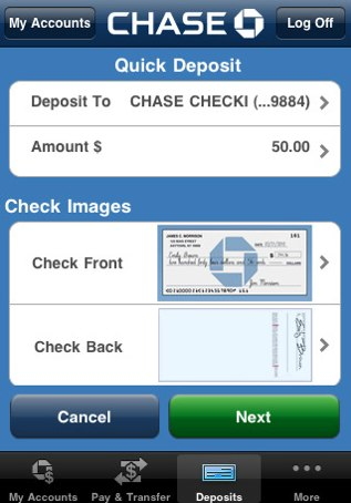 Chase Bank routing numbers online