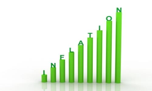 Negative TIPS Yield Shows Market Expects Increase in Inflation