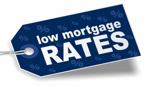 With Mortgage Rates Down, Loan Applications Surge