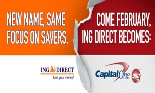 Capital One Acquires ING Direct