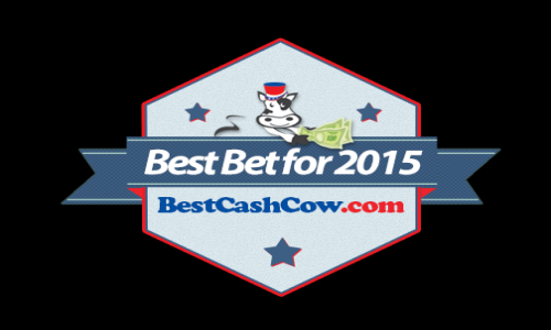 BestCashCow Best Bets for 2015