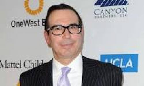Trump Picks a Winner in Steven Mnuchin for Treasury Secretary