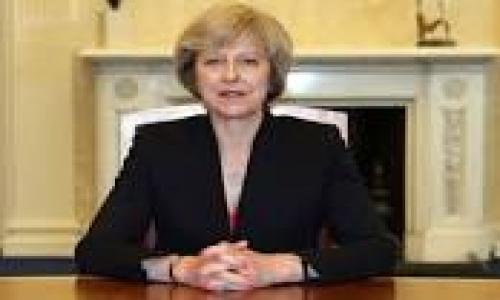 Teresa May Wants to Lose on June 8