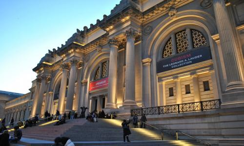 New York's Metropolitan Museum of Art - A Leader No More?