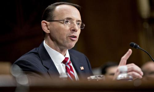 Hello And Goodbye Rod Rosenstein