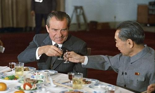 In Hindsight Richard M. Nixon Was Not So Sick