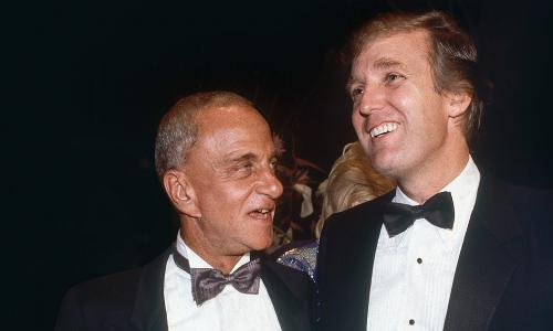 Where is My Roy Cohn?