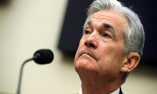 Fed Hikes 25 Basis Points In Jay Powell's First Meeting as Chairman