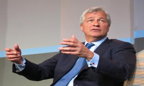 Jamie Dimon Suggests that the 10-Year Treasury Could be at 5%