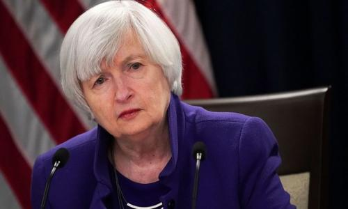 The Federal Reserve and Treasury Secretary Janet Yellen Should Consider an Emergency Fed Funds Hike - Maybe Even 50 BPS