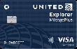 United Mileage Plus Explorer Card