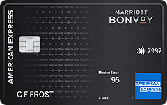 American Express Marriott Bonvoy Card®, also available for Business