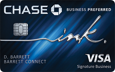 Chase Ink Business Preferred Card®