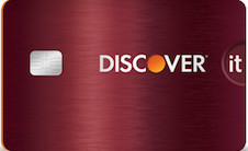 Discover it® Cashback Match™ (Doubling of Cash Back in First Year Only)
