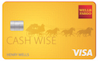 Wells Fargo Cash Wise Visa® Credit Card