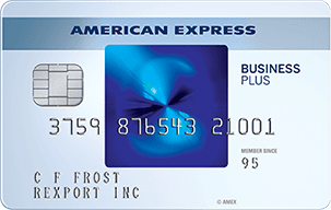 The Blue Business® Card from American Express®