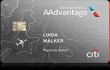 Citibank® American Airlines AAdvantage® Platinum Select® Card