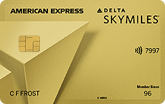 Gold Delta SkyMiles® Credit Card