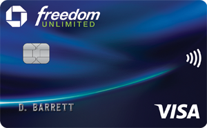Chase Freedom Unlimited® (when used in Conjunction with Ink or Sapphire)