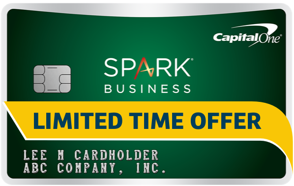 Capital One® Spark® Card 2% Cash